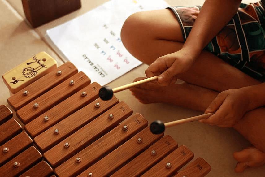 Xilofone na iniciação musical