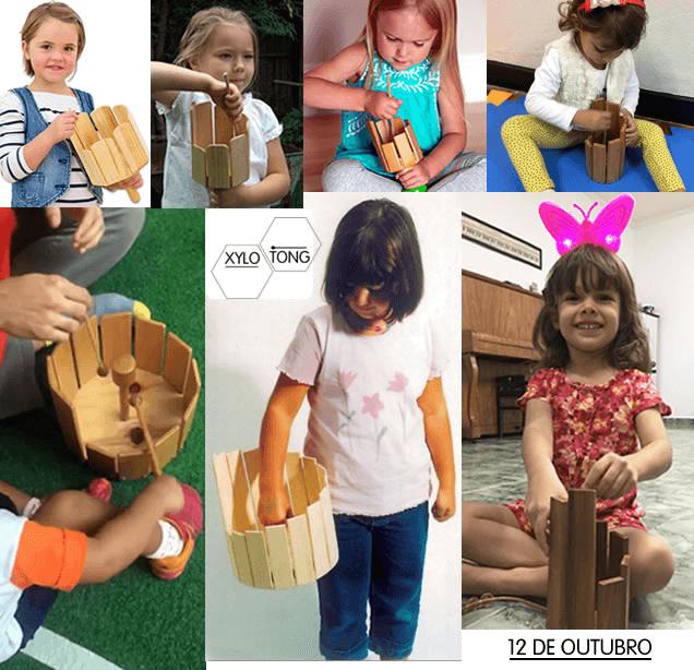 Xylo-Tong, presente ideal para as crianças