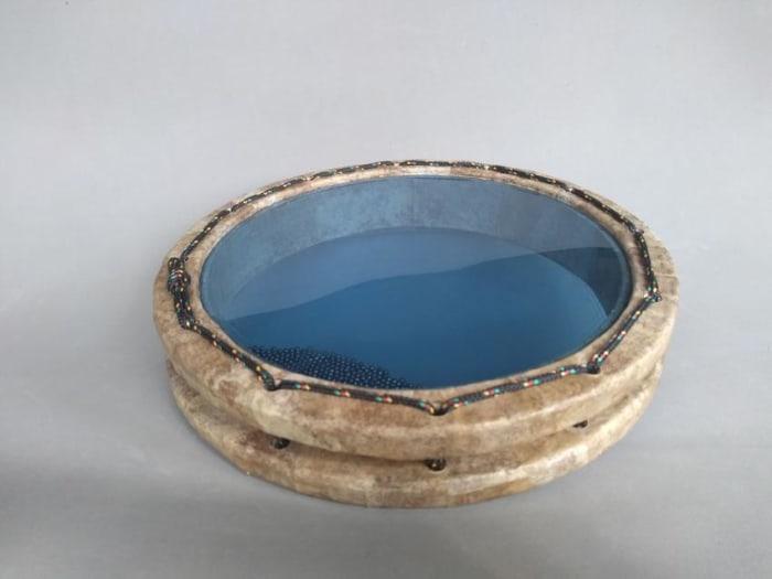 Tambor de Mar (Ocean Drum) Tamanho Médio - Membrana Lisa (0)