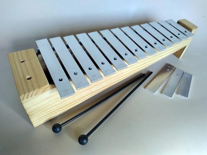 Metalofone Orff Soprano
