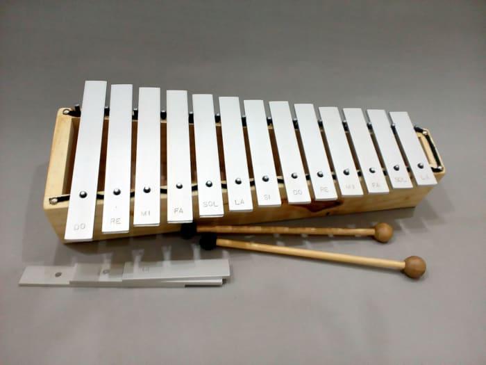 Glockenspiel Orff Contralto