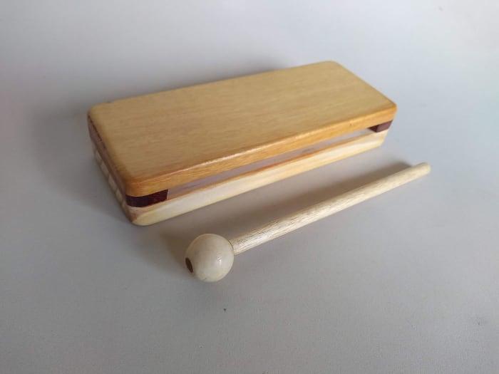 Wood Block (Bloco de Madeira)